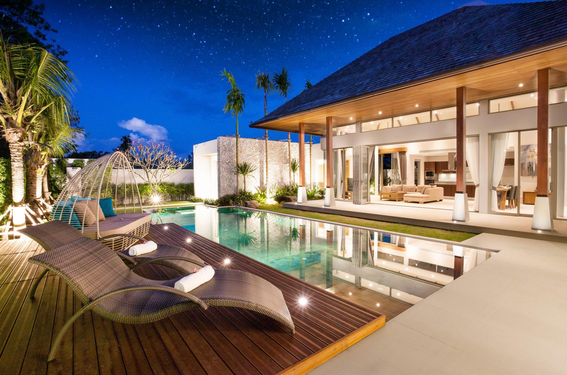 Botanica Villas Bang Tao – New Balinese-Style Pool Villas