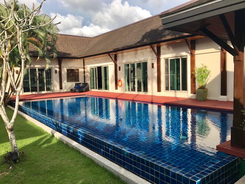 Oriental Villa Tara – 3-Bedroom Pool Villa in Layan