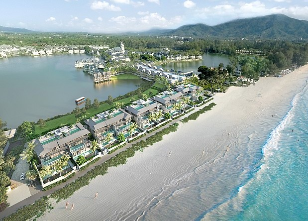 Angsana Beachfront Residences at Laguna Phuket