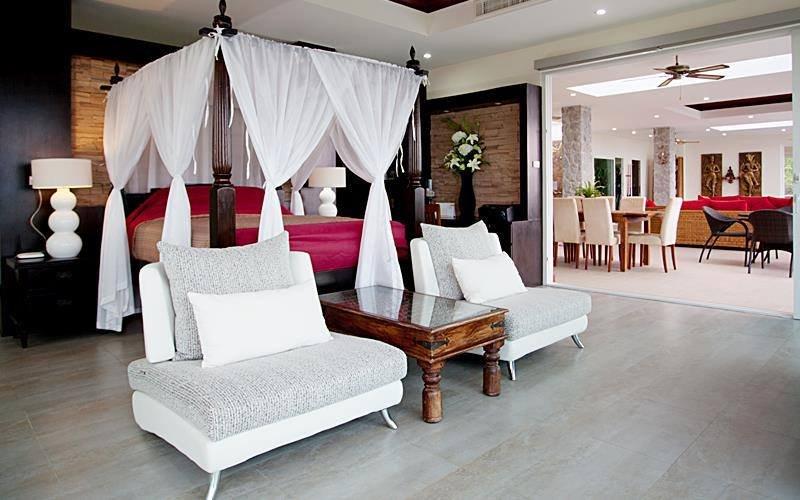Baan Nifon – A Modern Pool Villa with Amazing Views across Phang Nga Bay