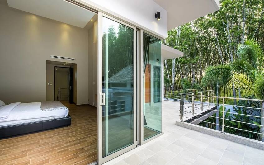 Diamond Trees – Modern 3-Bedroom Twin Pool Villa in Cherngtalay for Rent