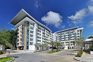 Royal Place – 1-Bedroom Condo in The Centre of Phuket Island