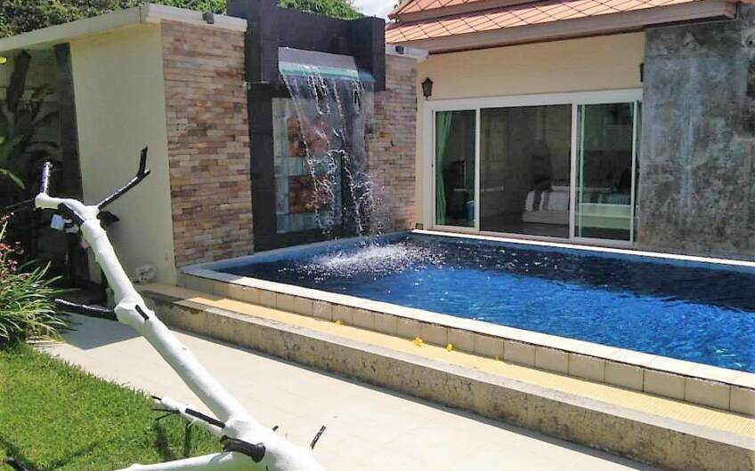 Private 3-Bedroom Pool Villa in Bang Tao for Long-Term Rent