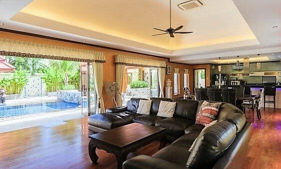 Villa Sophia – An Exceptional 6-Bedroom Balinese Villa in Rawai