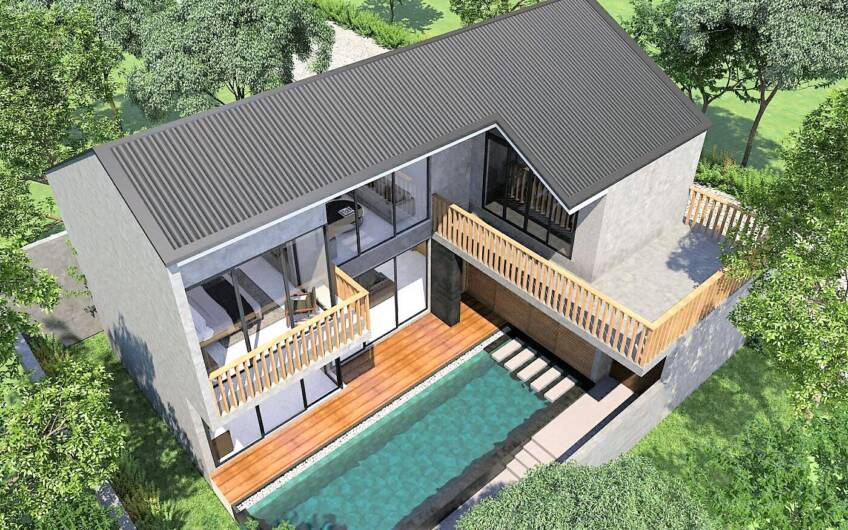 Wallaya Villas – New Modern 3-Bedroom Pool Villas in Pasak / Laguna Area