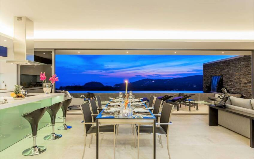 The Residences Overlooking Layan Beach – New High-End Sea View Condominium