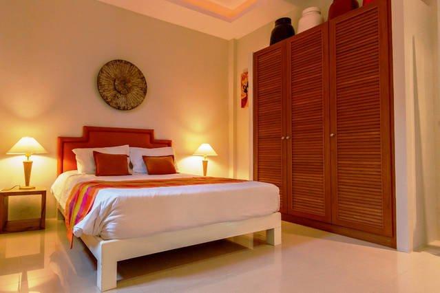 Bright Modern 2-Bedroom Pool Villa for Rent in Rawai