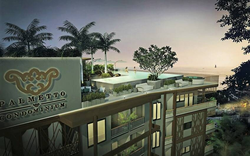 Palmetto – New Boutique-Style Condominium near Karon Beach