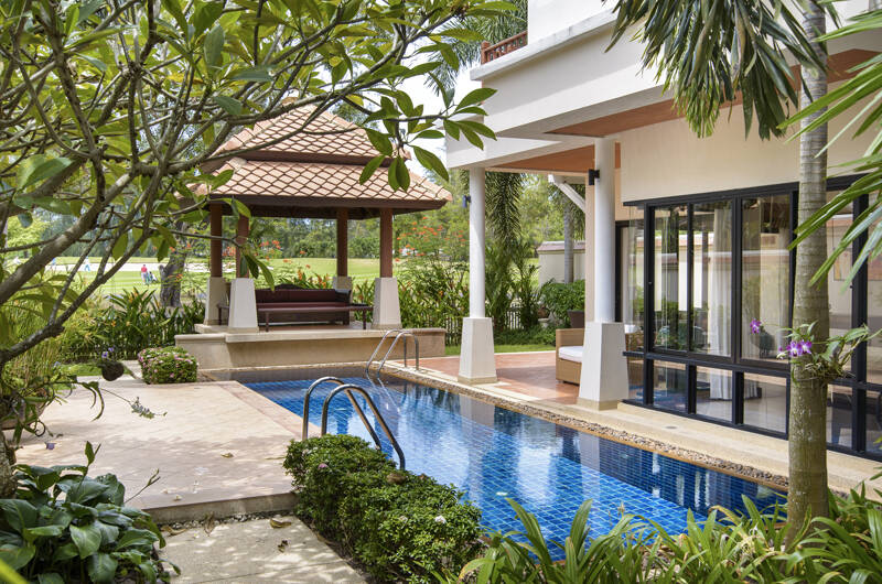 Laguna Fairway – Fabulous 3-Bedroom Pool Villa overlooking Golf Course