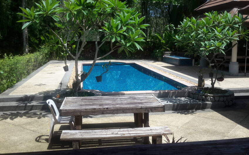 Spacious 4-Bedroom Pool Villa in Bang Jo / Cherngtalay