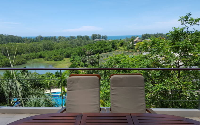 Layan Gardens – Superb 4-Bedroom Sea View Penthouse with Large Roof Terrace