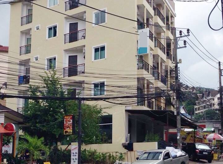 28-Key Boutique Hotel in Patong for Sale