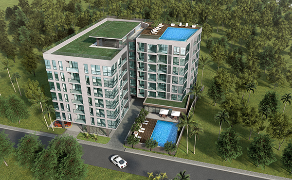 X2 Vibe Phuket Bang Tao – New Condominium in Laguna – 7% Guaranteed Return for 3 Years
