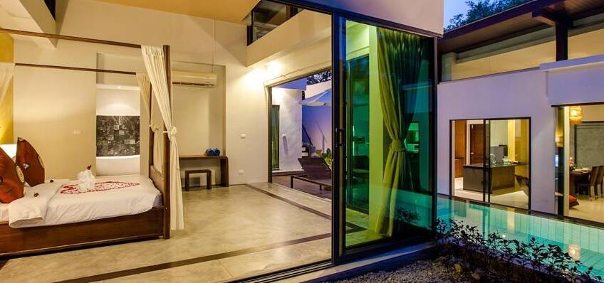Lovely 1,2 & 3-Bedroom Pool Villas in Layan for Holiday Rental