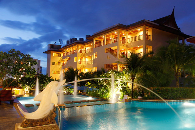 94-Key 4* Resort for Sale in Patong