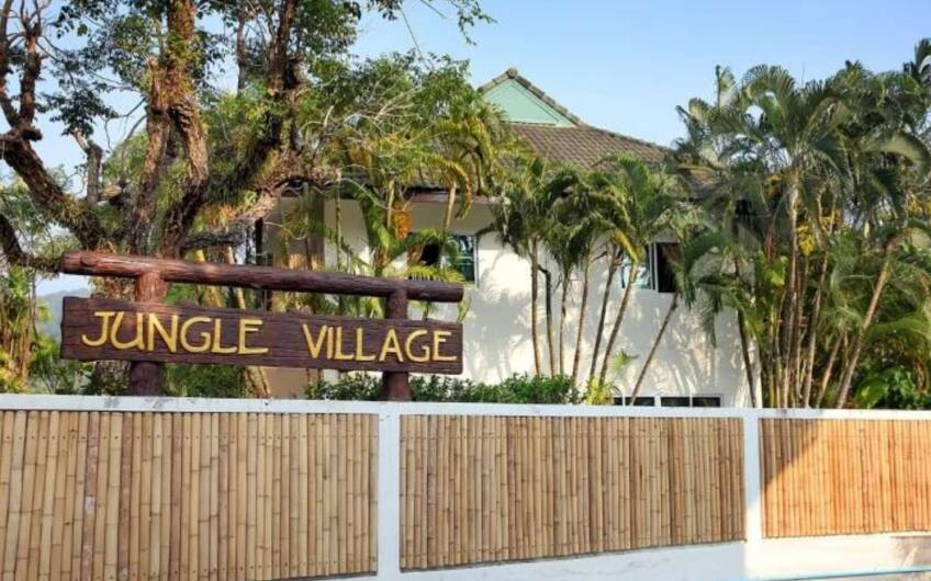 Jungle Village – Two-Bedroom Apartment in Kamala