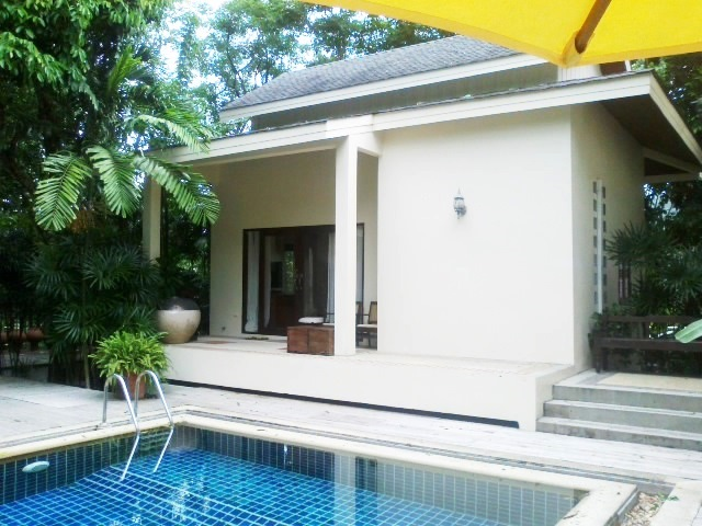Green Park House – Charming 4 Bedroom Pool Villa Rawai
