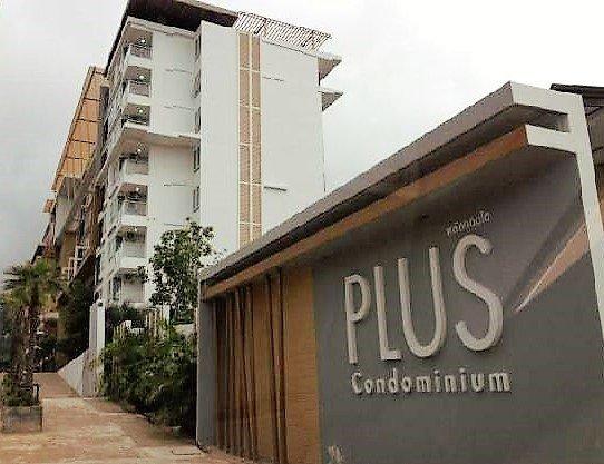 Plus Condo II – Trendy Studio Condominium in Kathu