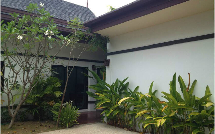 Land & House – Peaceful 3-Bedroom Pool Villa in Chalong