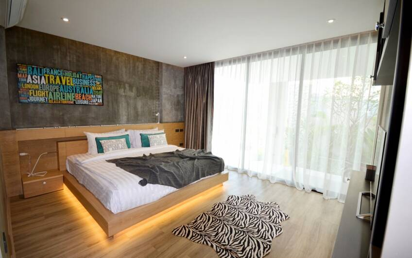 Natural Touch – New 2-Bedroom Pool Villa in Kamala