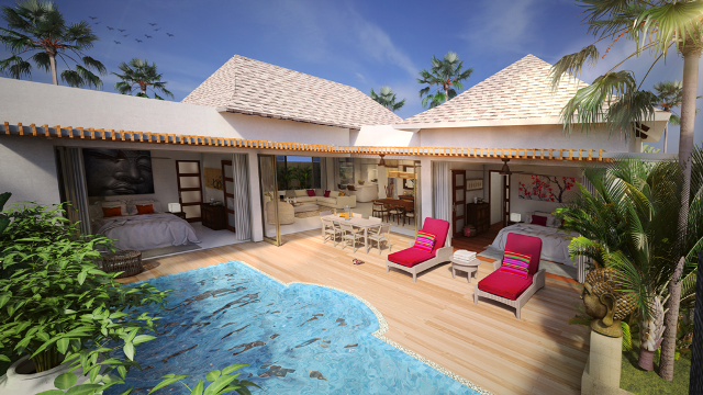 NZO Villas – New Development of 2 & 3-Bedroom Pool Villas near Rawai Beach