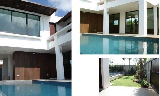 Chamm Villa – Contemporary Styled 3-Bedroom Pool Villa in Bang Jo