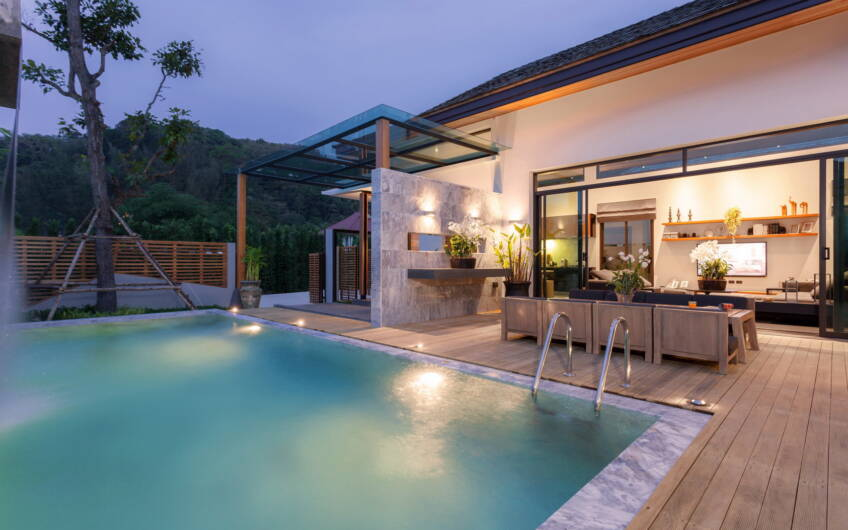 Coco Kamala – New 3-Bedroom Pool Villas – Ideal Investment Property