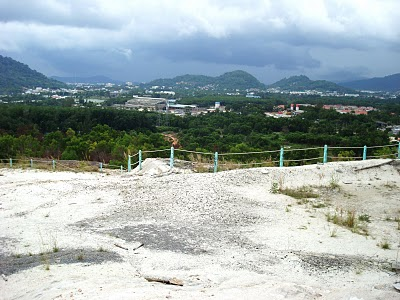 264 Rai of Beautiful Land in the Centre of Phuket Island