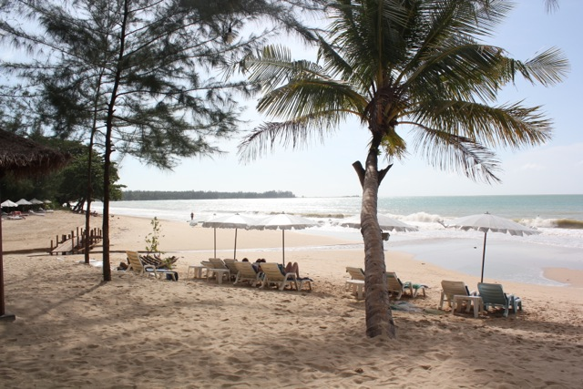 Beachside Land For Sale at Kheuk Kuk Beach, Khao Lak, Phang Nga