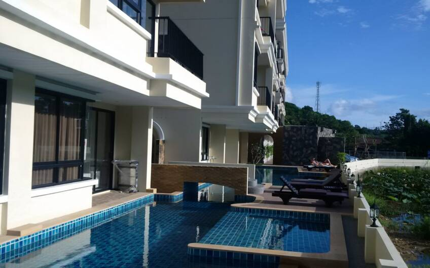 The Lago – Nai Harn Beach Condo – Foreign Freehold
