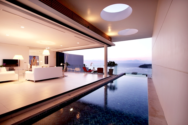 The Heights – Spectacular 3-Bedroom Penthouse with Panoramic Ocean Views of Kata Bay