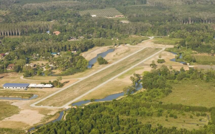 Phuket Airpark – Private Commercial Airport