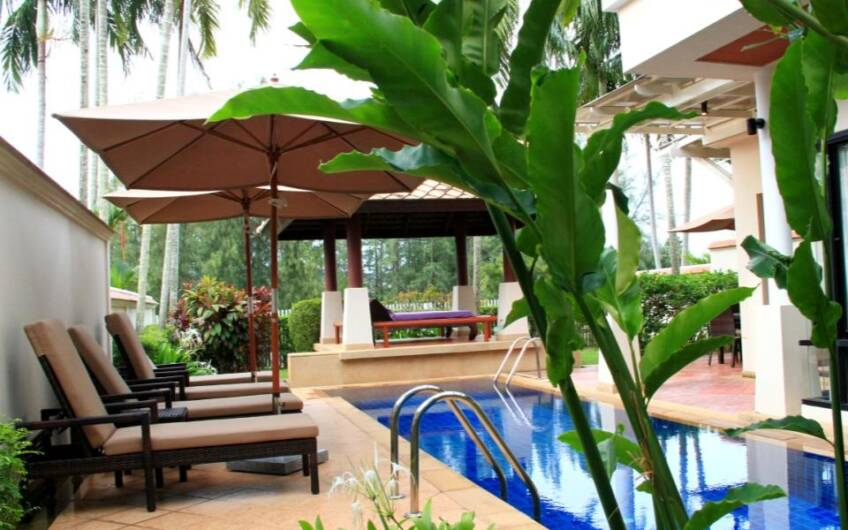 Angsana – Magnificent 3 Bedroom Pool Villa in Laguna