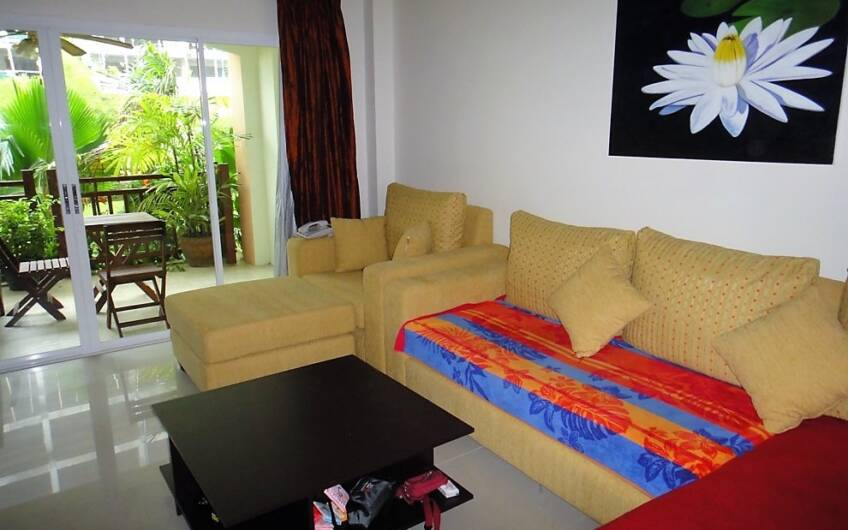 Palm Breeze – Pleasant 2-Bedroom Garden Apartment in Rawai