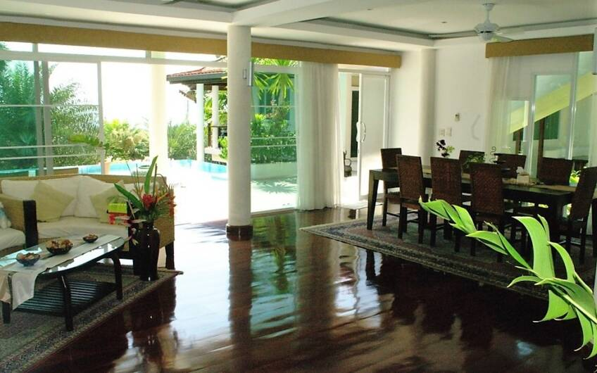 Paradise Heights – Magnificent 5-Bedroom Pool Villa at Cape Yamu