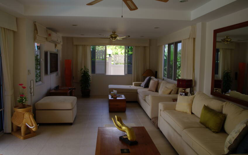 Palai Green – Delightful 3-Bedroom Family Home in Chalong