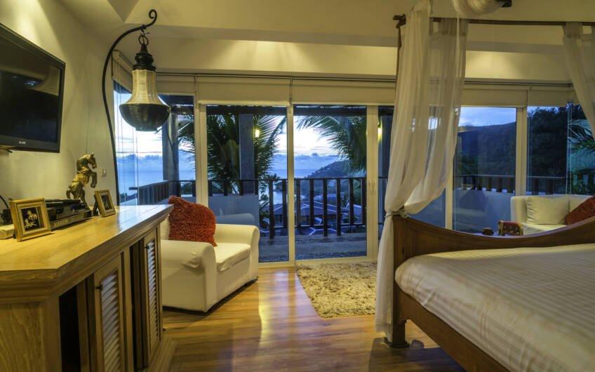 Villa Asia – Outstanding 7-Bedroom Villa Overlooking Patong Bay