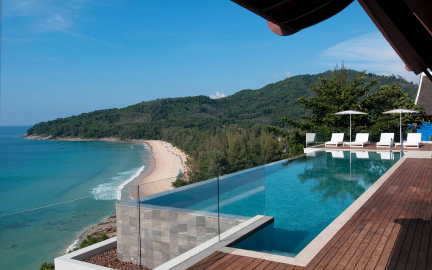 Malaiwana – Luxury Estate Villa overlooking Naithon Beach