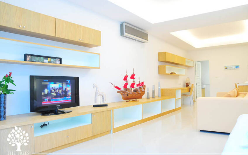 The Trees Residence – Relaxing Studio Apartment in Kamala