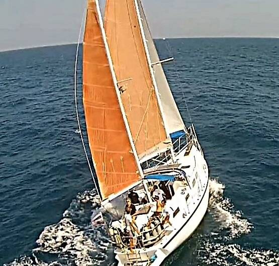 S/Y Callisto – Sail Boat for Day & Overnight Charter