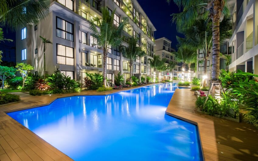 Diamond Resort – Exclusive New Condominium near Bang Tao Beach