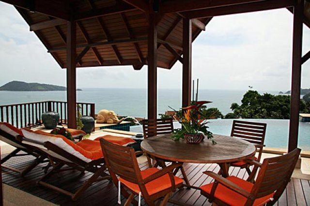 L'Orchidee – Peaceful 4-Bedroom Private Pool Villa overlooking Patong