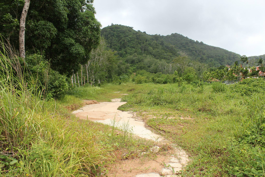 44 Rai near Laguna – just THB 4.5 million per Rai