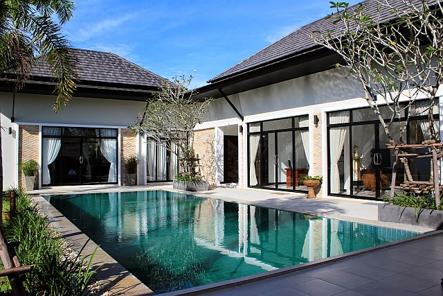 Nirvana Villas – New 3 & 4-Bedroom Pool Villas near Laguna
