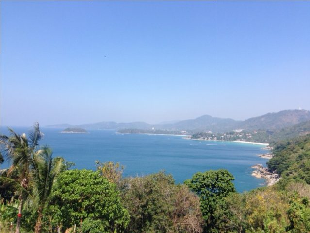 2 Bedroom House with Stunning Sea Views of Karon Bay