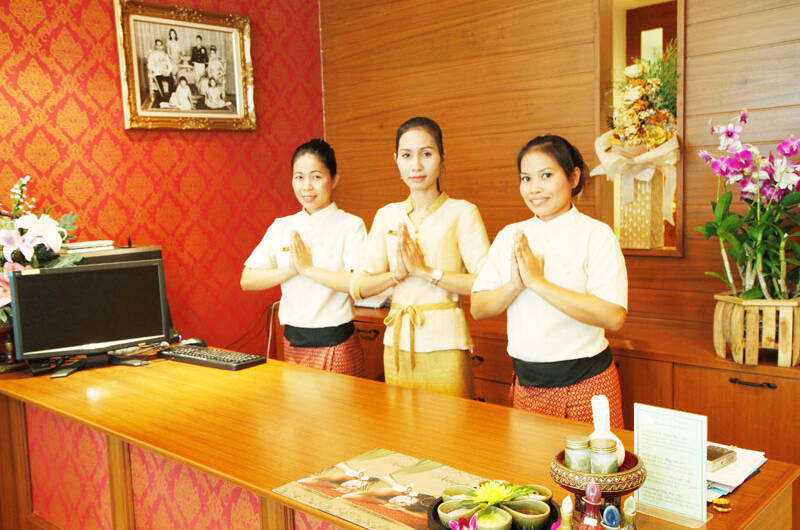 Spa Business with 2 Buildings in Patong for Sale