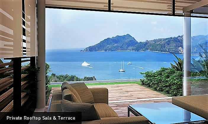 Bluepoint – Highly Desirable Ocean View Condominium overlooking Patong Bay