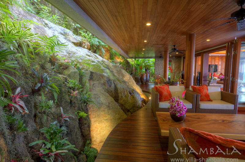 Villa Shambala – Magnificent 4-Bedroom Pool Villa at Baan Thai Surin Hill