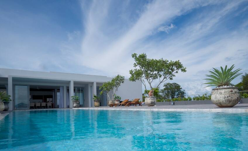 Baan Yamu – 5-Bedroom Modern Villa with Panoramic Sea Views