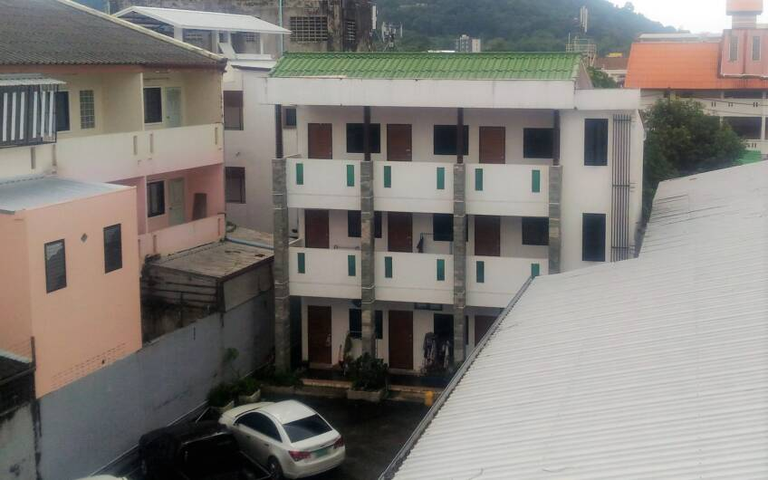 2 Apartment Blocks with 39 Units plus 700 sqm Warehouse in Phuket Town – SOLID INVESTMENT